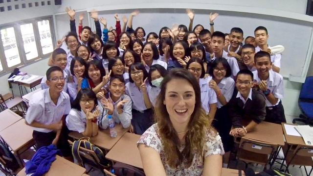 Teacher Hannah